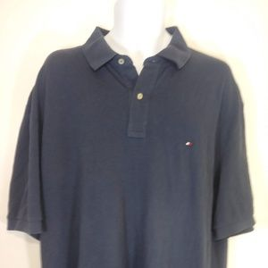 Tommy Hilfiger Golf Mens Polo Shirt 2XL